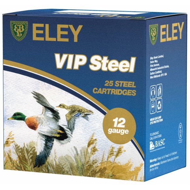 Eley VIP Steel 12/70 24 gr-7